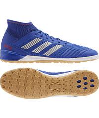 Pánské sálové kopačky adidas Performance PREDATOR 19.3 IN (Modrá   Stříbrná) 10ae1974b8