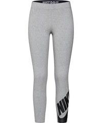 Nike Sportswear Kalhoty  W NSW LEGASEE LGGNG 7 8 FUTURA  šedá b302b6fc04