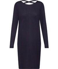 05f65877c10c JACQUELINE De YONG Pletené šaty  EMILY  Modré