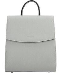 34ba7049f41 Elegantní dámský batoh Hexagona Erika - světle šedá