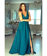 bdab657ab634 PLANETA-MODY Spoločenské šaty Anabell - zelené
