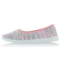 Ideal Világos rózsaszín balerina cipő Adelia 4ac84349a1