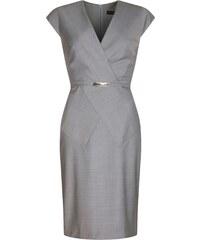 Pietro Filipi Vlněné dámské šaty (34) 98253553473