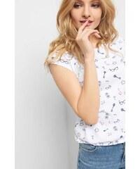 c5ad4a5447c1 ORSAY Volné vzorované tričko