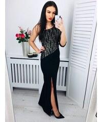 b48b4078f1b7 Webmoda Dlhé spoločenské šaty Luxoma