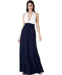 Dovoz Anglie Maxi dlouhé plesové šaty Marilyn holá záda 22c8b4e576