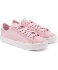 Dámské boty adidas Originals Court Vantage Pink 4ced7c6364b