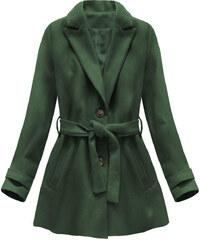 MADE IN ITALY Dámsky prechodný kabát 18808 fa86f0f6ea1
