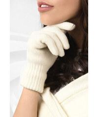 Smotanové dámske rukavice na zimu Kamea 01 3d5023344a