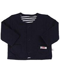 Kanz Unisex - Baby Jacke Sweatjacke 1/1 Arm 0003307, Einfarbig