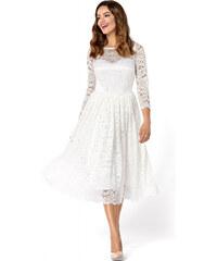 KARTES MODA šaty dámské KM302-4 MIDI 9265a240395