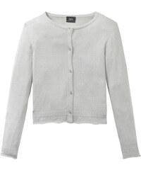 41b8115ab480 Bonprix Lesklý pletený sveter