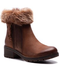 Magasított cipő TAMARIS - 1-26436-21 Espresso Comb 394 bb3dd30aea