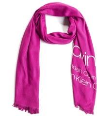 Sál CALVIN KLEIN - Industrial Logo Scarf K60K605146 510 f17df1a752
