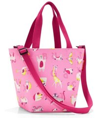 e33dcd4b31 ... Cats and dogs rose. Detail produktu. Dětská taška přes rameno Reisenthel  Shopper XS kids Abc friends pink