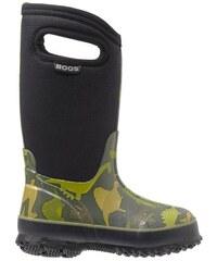 BOGSFOOTWEAR Dětské boty Classic Dinosaur - zelené multi 35bffb1fa1