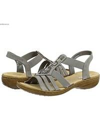 Dámské sandály Rieker 60800-42 - 38 7251d1136b