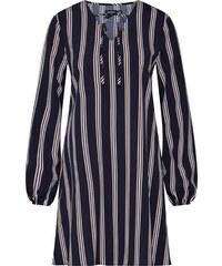 Boohoo letní krátké šaty s volánkovými rukávy - Glami.cz 89eaa6213e