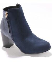 cbd6797b7247 Vypredaj-zlavy.sk Členkové topánky so zipsom