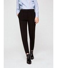 Dámské černé kalhoty kaliopky Pepe Jeans POLA 319be092c0