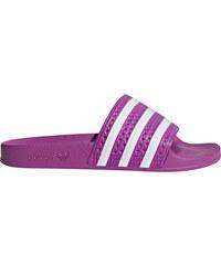 adidas Adilette Cf Fade W fialová EUR 43 - Glami.cz 1a58e45c54