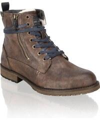 Mustang kotníčkové boty 89bab22561