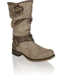 Kolekce Mustang dámské kozačky a kotníkové boty z obchodu Humanic ... 21cde4c397