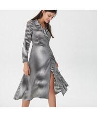 House - Puzdrové pásikavé šaty - Viacfarebn 71dd680e0dc