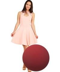 a71a7872886 Glara Společenské šaty s krajkou do tanečních