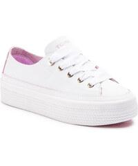 Tommy Hilfiger biele tenisky Tommy Jeans Icon Sparkle Sneaker - Glami.sk cf28646e56a
