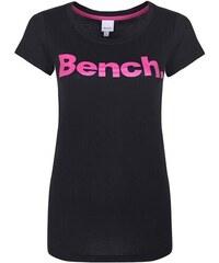 Dámské tričko BENCH - Zek Black