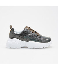 Reserved - Sportos stílusú oldshool cipő - Zöld. 8 995 Ft 2f23b9e656