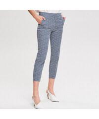 637db0f0f4fc Reserved - Vzorované nohavice - Viacfarebn