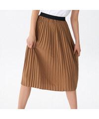f60250f4e11 House - Plisovaná sukně - Hnědá
