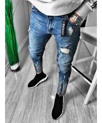 873ef032b5 Pánské riflové kalhoty-BARBOSSA JEANS 117
