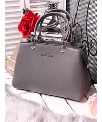 MODANOEMI Női stílusos elegáns szürke táska F6538S f6c6791ca1