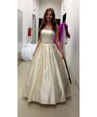 Marizu fashion krásné saténové maturitní 2c898498060