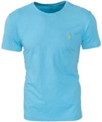 Světle modré prémiové tričko od Ralph Lauren 3397ade48d