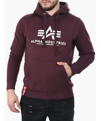 Alpha Industries Basic Hoodie 178312 21 98882ee7099