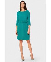 Zelené úpletové šaty Greenpoint SUK505S19GREEN 2f42f2c1e57