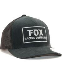 Kšiltovka FOX Heater Black Snapback 7a1c21087d