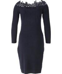 Pletené a úpletové šaty s dlouhým rukávem  5843a55064