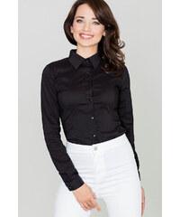 Dámské košile s mašlí  0718faf22f