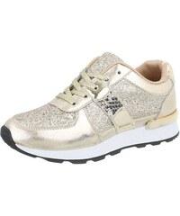 a59610b135 Zlaté Dámske topánky z obchodu Vasa-moda.sk