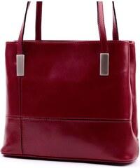 N.A. Bordó női olasz bőr táska 5de72db978