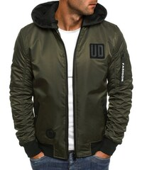 5398e6e930 Zöld Férfi dzsekik és kabátok | 1.250 termék egy helyen - Glami.hu