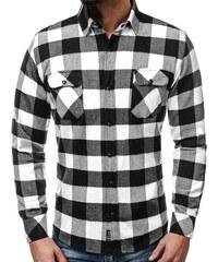 efefb4e31e Fekete-fehér Férfi ingek | 10 termék egy helyen - Glami.hu