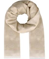 Tommy Hilfiger Dámský obdélníkový šátek Logo Glitter AW0AW06635 90e074188de