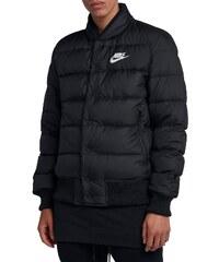 Bunda Nike M NSW DWN FILL BOMBR 928819-010 Veľkosť L 674fd927546