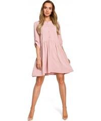 005c27d1c82 Moe Denní šaty Moe 127538 růžové - růžová